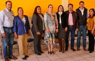 J. Guadalupe Trejo Quiroz  asiste a evento del Instituto para la Inclusión de las Personas con Discapacidad.