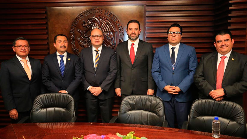 Fiscal General de Justicia rinde informe ante Poder Legislativo