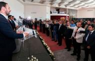 Buscamos conservar el Fondo Minero, para continuar el crecimiento económico de Zacatecas: Gobernador Tello