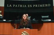 Geovanna Bañuelos propone reformar la Constitución para que el salario recupere su poder de compra