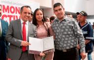 Ayuntamiento de Guadalupe brinda certeza legal a 130 parejas