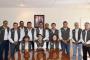 Rinden protesta integrantes del equipo de coordinadores regionales del IZEA