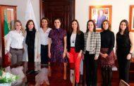 Realiza junta de Gobierno del voluntariado su primera sesión del 2019