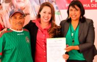 Cumple Gobierno de Zacatecas su compromiso de justicia social con habitantes de Moyahua