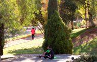 Supervisa Gobierno de Zacatecas avances de quinta etapa de rehabilitación del Parque de la Plata