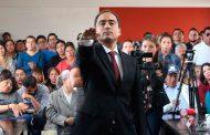 Toma Protesta Julio César Chávez a Secretario de Gobierno
