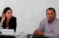 Acuden Alcaldes del Semidesierto a  SEDESOL