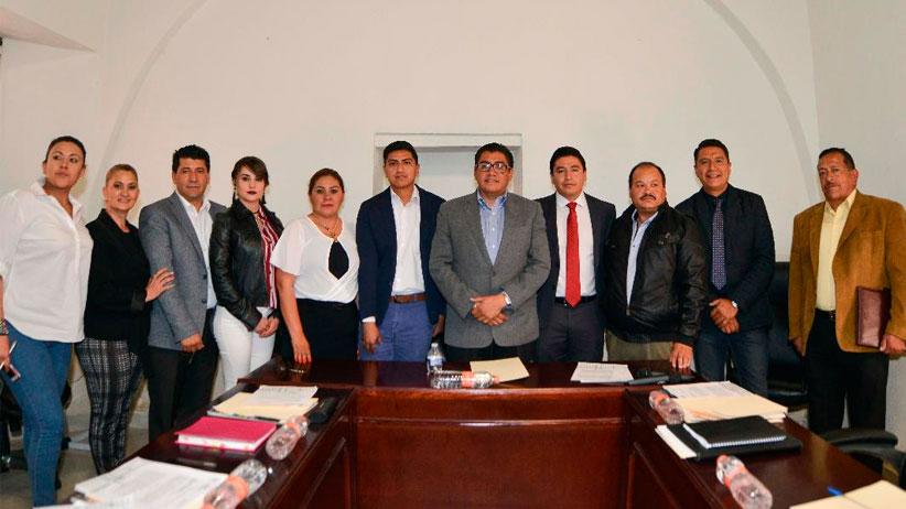 Presentan Acuerdo de Coordinación en Auditoria Gubernamental