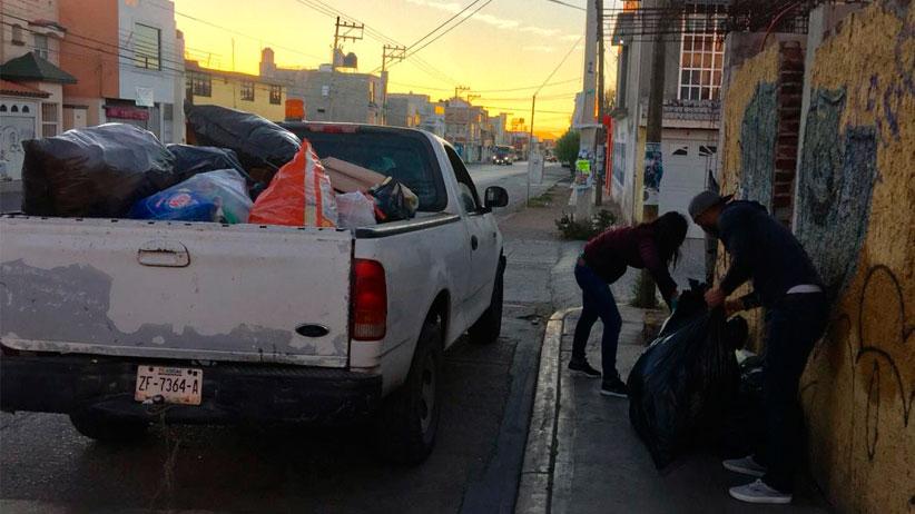 Brigadas Permanentes de Limpieza en Guadalupe