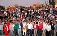 Con memoria histórica,Propuesta, Proyecto y Unidad, El Futuro es Nuestro: Gustavo Uribe