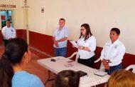 Toma protesta Jáuregui Estrada al Consejo Municipal de Participación Social en Educación