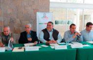 Encabeza Estado de Zacatecas segunda reunión de Corese para obras hídricas municipales
