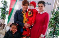 Entrega Gobierno del Estado 16 sillas de ruedas a AMANC Zacatecas