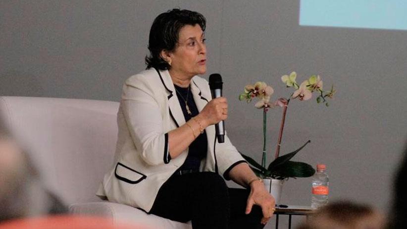 Esfuerzo colectivo y modelo 3d, claves del cumplimiento del contrato con Zacatecas en educación: Secretaria Gema Mercado