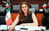 Geovanna Bañuelos, nueva Coordinadora Parlamentaria del Partido de la Trabajo en el Senado