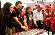 """Reconoce Ulises Mejía Trabajo de """"Hormiguitas"""" con incremento salarial"""