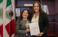 Asume Magdalia Barajas Romo como titular  de la Oficina de Representación  de la Coordinación Nacional de Prospera