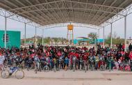 Realizan 4to paseo ciclista en Mazapil