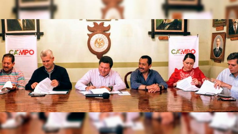 Multiplica Gobierno recursos para campo Zacatecano