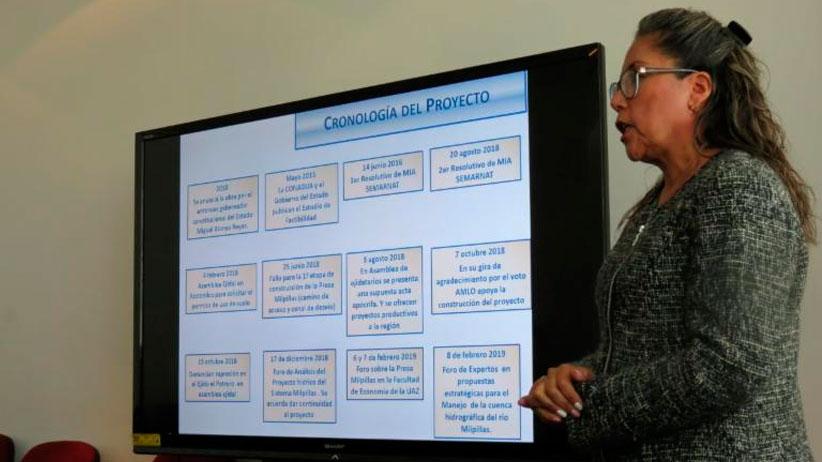 Mejorará plan integral de expertos calidad de vida de pobladores de cuenca milpillas