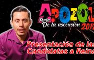Video: Invitación a la Presentación de las Candidatas de la Feria de la Ascensión, Apozol 2019