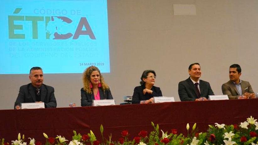 Promueve Gobierno de Zacatecas el código de ética entre personal de la Secretaría de Educación