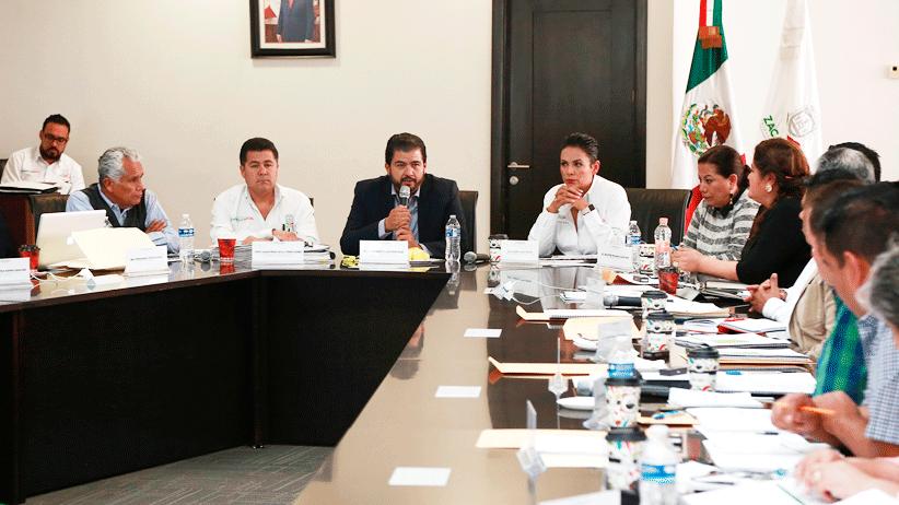 Expone Gobierno de Zacatecas Programas de SEDESOL a Coordinadores territoriales