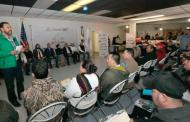 Lleva Gobernador Tello servicios gratuitos a migrantes de Tulsa con las Ferias Binacionales DIFerentes