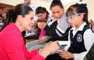 Ver Bien para Aprender Mejor benefició a 298 estudiantes de Miguel Auza de nivel Secundaria