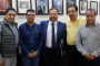 Firma de convenio del Ayuntamiento de Villanueva y la Dirección de Catastro y Registro Público del Estado