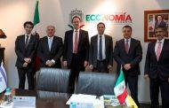 Busca Gobierno de Tello atraer Capital Israelí para Invertir en Zacatecas