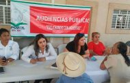 Jáuregui Estrada comprometida con los Apozolences