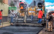 Arranca Gobernador Tello Programa de Pavimentación 2019 en más de 100 calles de Zacatecas y Guadalupe