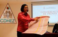 Presenta Domínguez Campos Informe de Supervisión a Separos Preventivos 2018