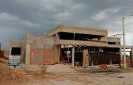 Construye Gobierno de Tello obras sociales y de salud en Fresnillo