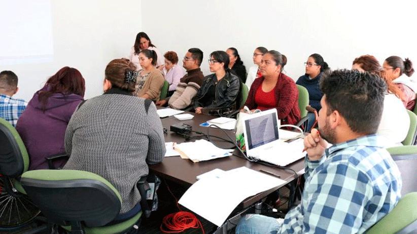 Concluye capacitación a enlaces municipales para inclusión de personas con discapacidad