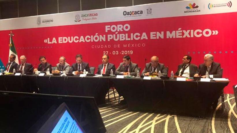 En educación, enfrentamos una realidad financiera diferente y debemos actuar en consecuencia: Secretario Jorge Miranda