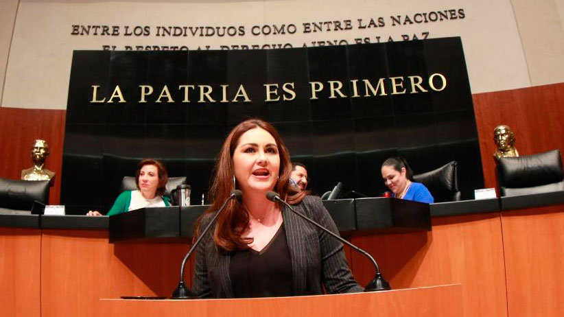 Imprescriptibilidad de los delitos sexuales, justicia para niñas, niños y adolescentes: Geovanna Bañuelos