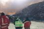 Atiende Gobierno incendio de relleno sanitario de Guadalupe