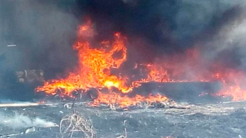 Exhorta Gobierno Estatal a población a prevenir y reportar incendios forestales