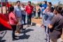 Julio César Chávez realiza obras para el beneficio de los Guadalupenses
