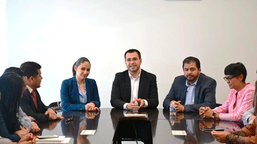 Asume funciones Roberto Luévano como Secretario de Desarrollo Social del Gobierno de Zacateca