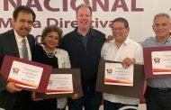 Toma Protesta como Vicepresidente de la Aalmac Miguel Torres Rosales