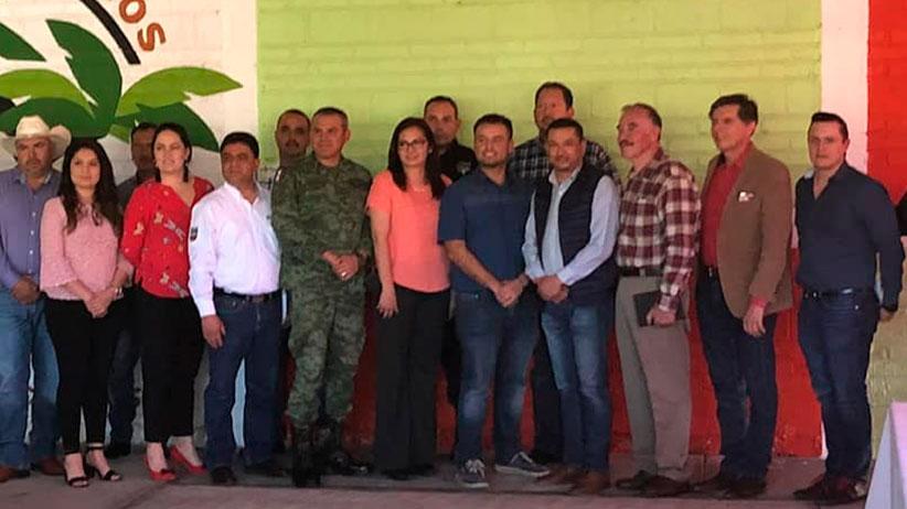 Acude Castro Guzmán a Reunión intermunicipal del consejo regional de seguridad pública.
