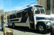 Taxistas cierran las calles de Concepción del Oro