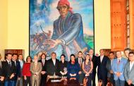 Zacatecas enamora en encuentro internacional de Ciudades Patrimonio Mundial: Ulises Mejía
