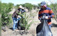 Villanueva se suma al cuidado del medio ambiente