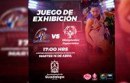 Ayuntamiento de Guadalupe invita a disfrutar el Básquet con entrada libre