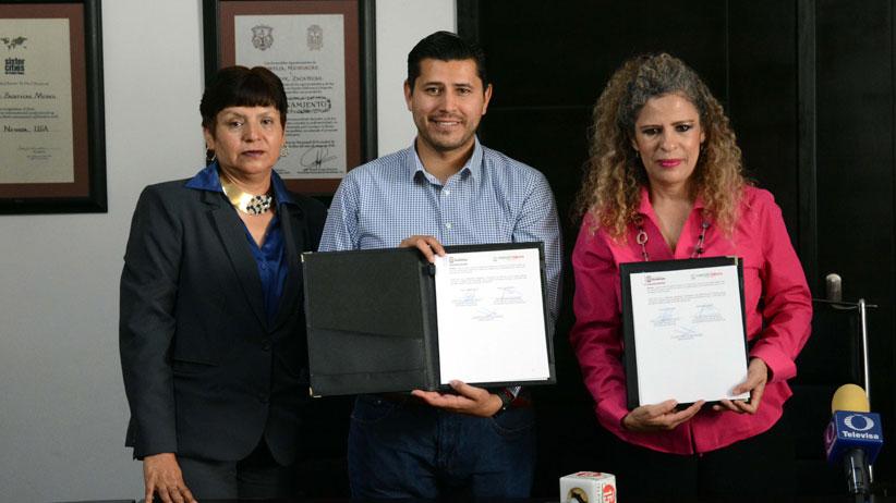 Ayuntamiento de Guadalupe se Capacita para el servicio de la Ciudadania