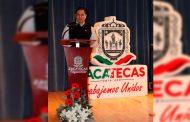 Cumple Gobierno de Tello contrato con Zacatecas al ser aliado de migrantes: Secretario José Juan Estrada